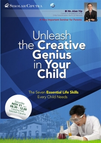 Unleashed the Creative Genius in Your Child