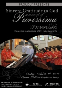 A Concert of Purissima Choir