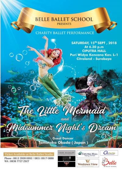 The Little Mermaid & Midsummer Night's Dream